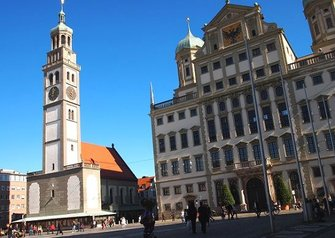 Walking Food Tours in Augsburg