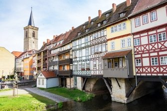 Walking Food Tours in Erfurt Germany