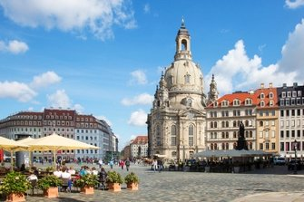 Walking Food Tours in Dresden Germany
