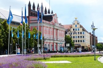 Walking Food Tours in Rostock